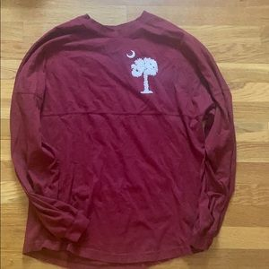 Tops - South Carolina Gamecock long sleeve shirt